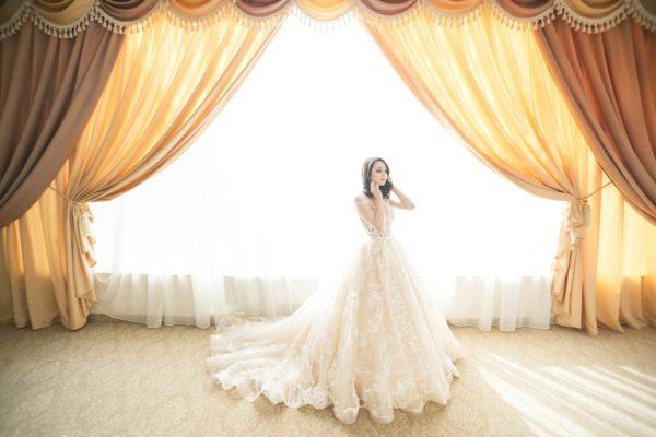 Les 3 robes de mariée tendance pour l'année 2020